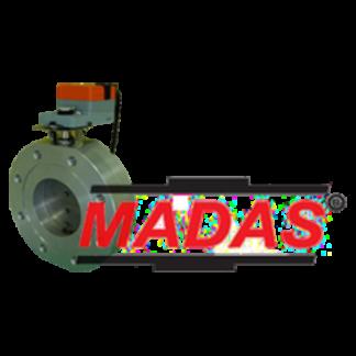 Заслонка дроссельная Madas RGSF