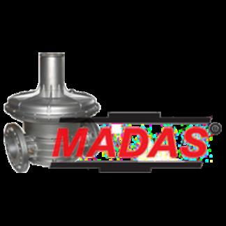 Регуляторы давления газа MADAS