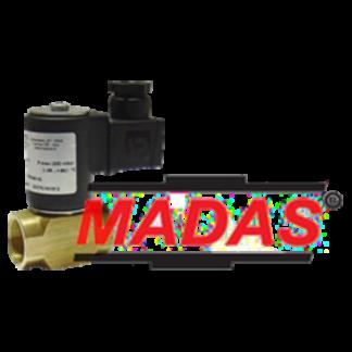 Блоки клапанов MADAS